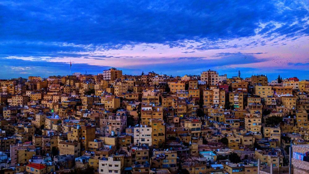 Amman - Jordan wallpaper