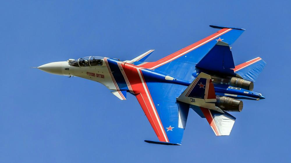 Sukhoi Su-30 wallpaper