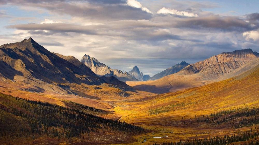 West Sichuan Plateau -Tibetan Highlands wallpaper