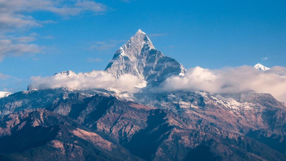 Mount Machhapuchchhre wallpaper