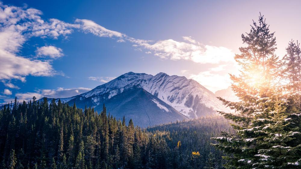 Banff National Park wallpaper