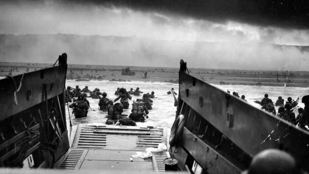 D-Day - Battle of Normandy wallpaper