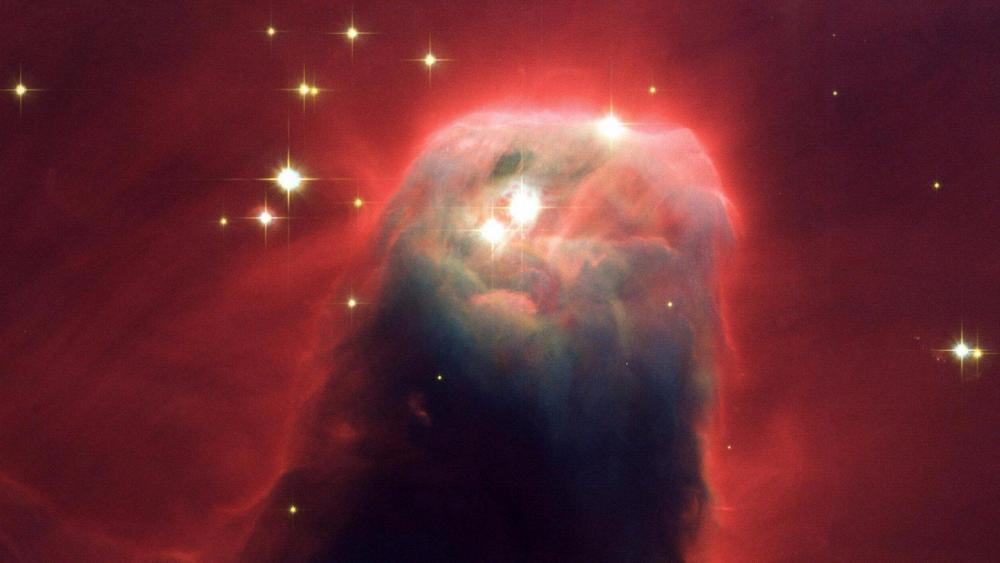 Cone nebula wallpaper