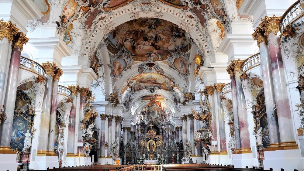 Melk Abbey - Austria wallpaper