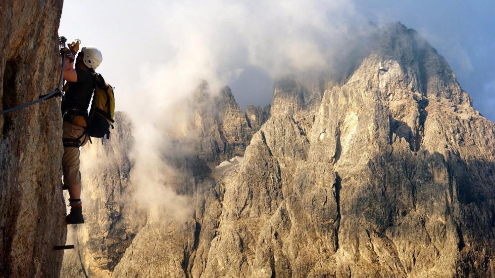Italian Dolomites wallpaper