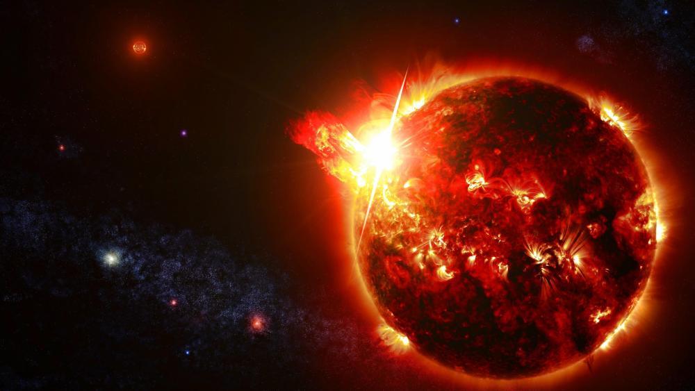 TRAPPIST-1 wallpaper