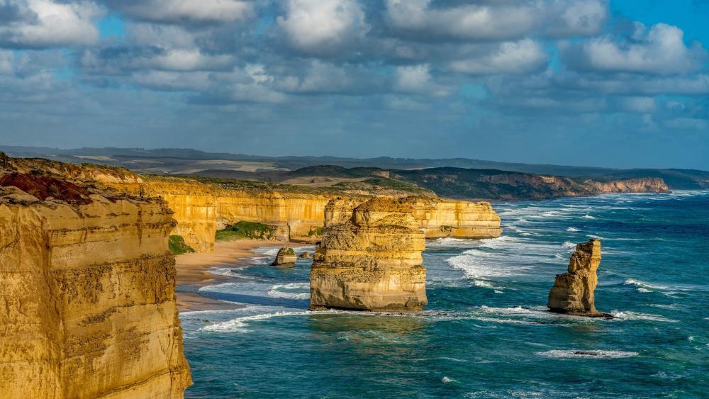 Great Ocean Road - Australia wallpaper
