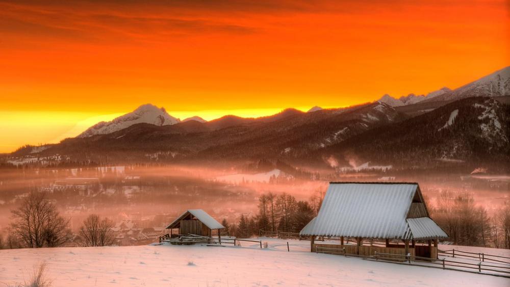 Zakopane - High Tatras, Poland wallpaper