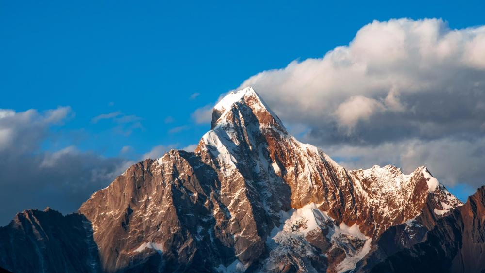 Qionglai Mountains wallpaper