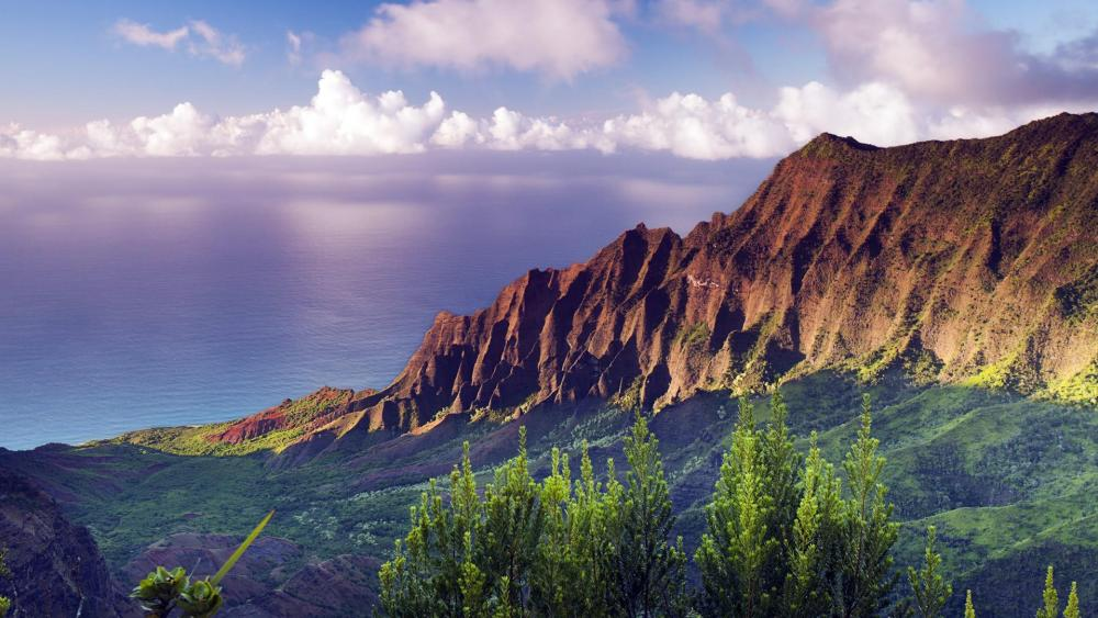 Kalalau Valley wallpaper