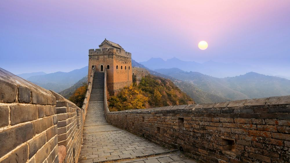 Great Wall of China, Jinshanling wallpaper