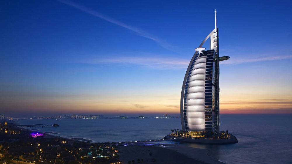 Burj Al Arab (Dubai) wallpaper