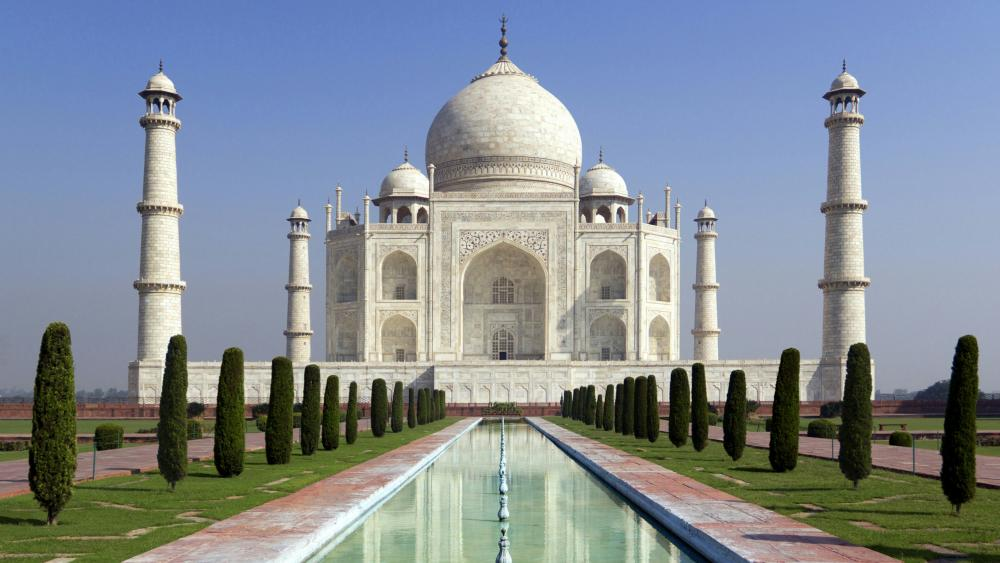 Taj Mahal (India) wallpaper