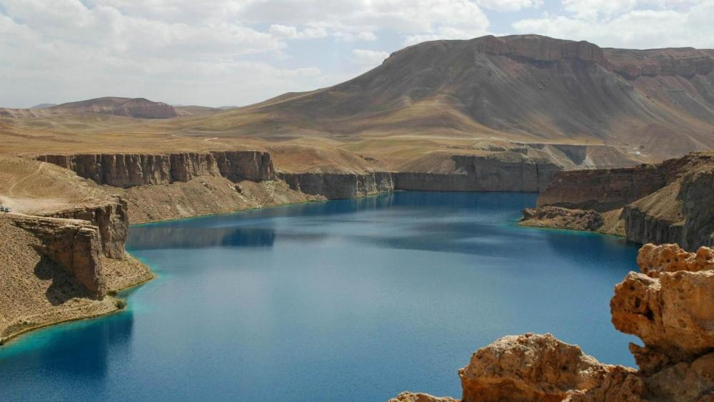Band-e Amir Lakes (Band-e-Amir National Park) wallpaper