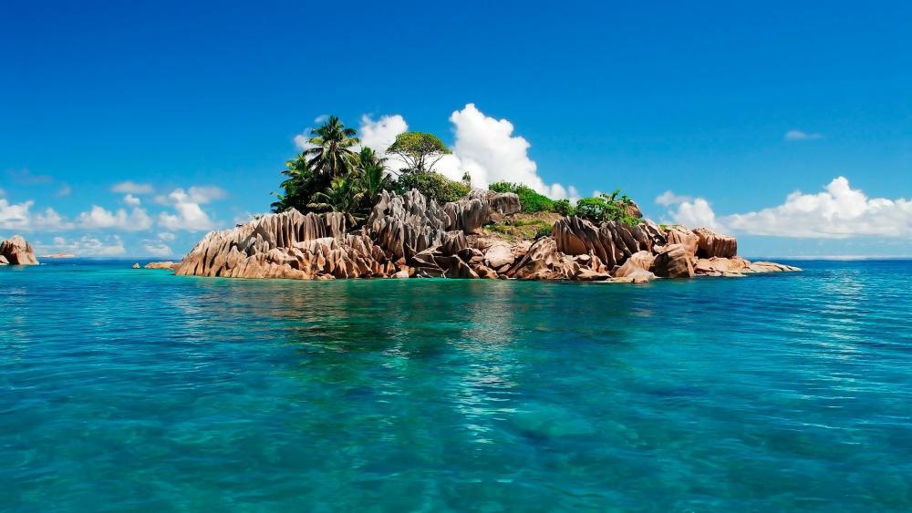 St. Pierre Island (Seychelles) wallpaper