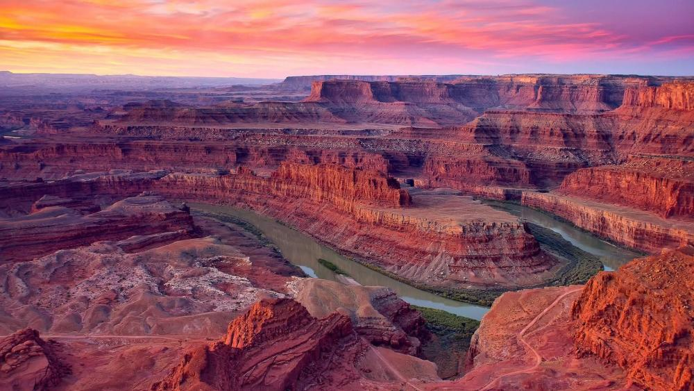 Dead Horse Point State Park wallpaper