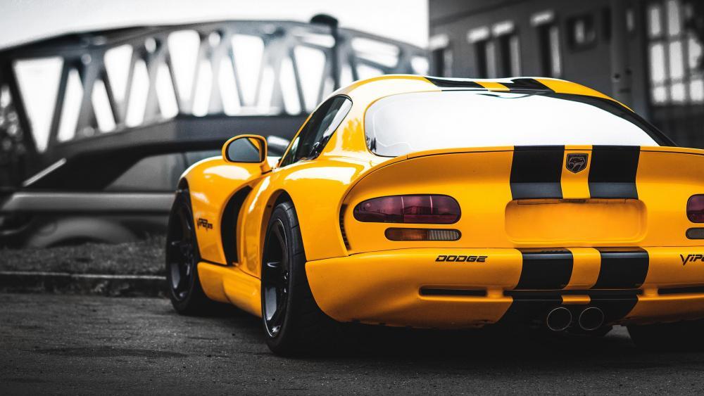 Dodge Viper wallpaper