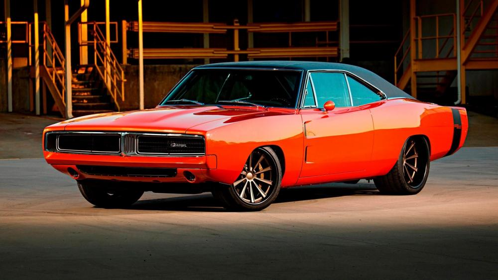 Dodge Charger 1970 wallpaper