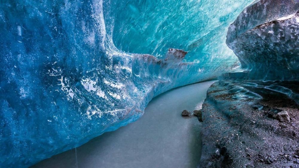 Matanuska Glacier wallpaper
