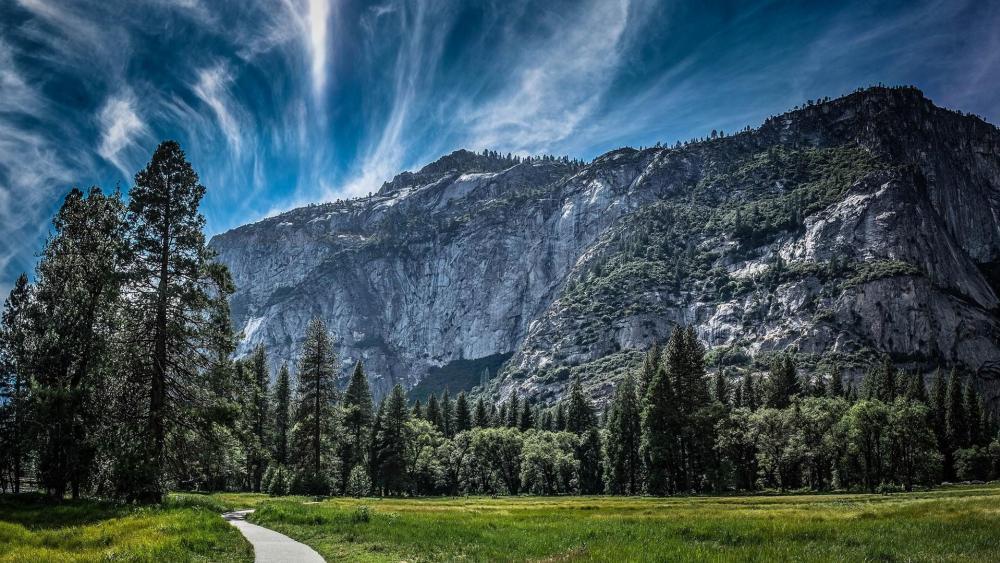 Yosemite National Park wallpaper