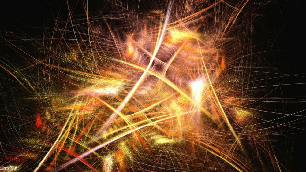 dreamweb fractal art wallpaper