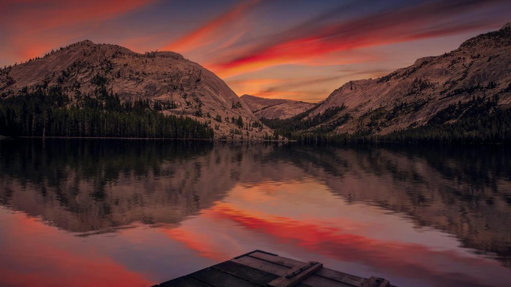 Tenaya Lake (Yosemite National Park) wallpaper