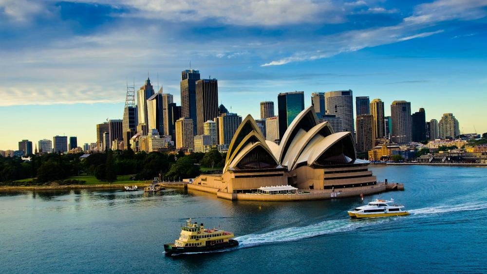 Sydney, Australia wallpaper