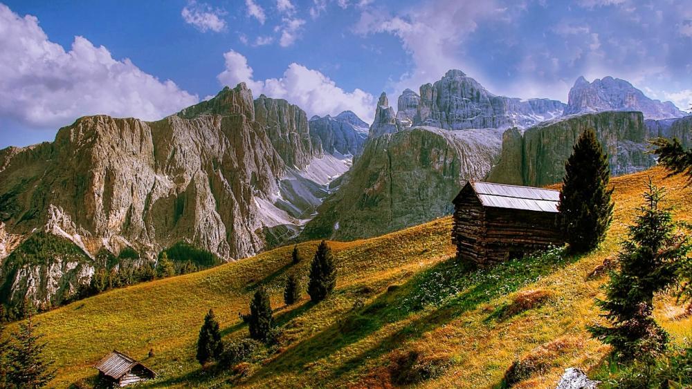Trentino–Alto Adige (Italy) wallpaper