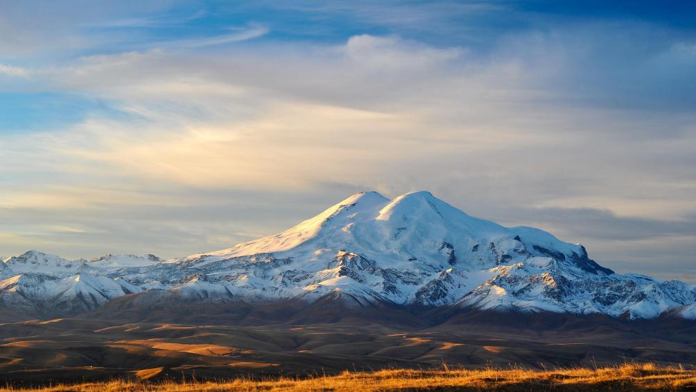Mount Elbrus wallpaper