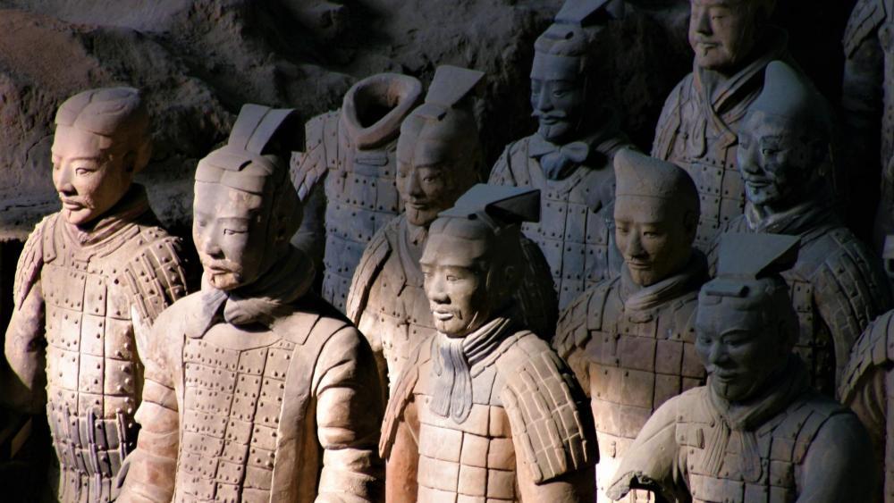 Terracotta Warriors wallpaper