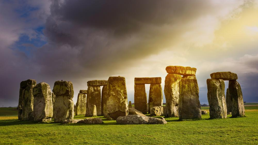 Stonehenge wallpaper