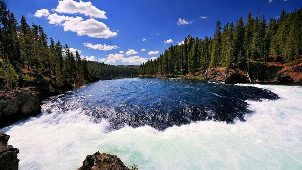 Yellowstone National Park wallpaper