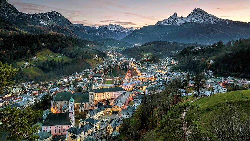 Berchtesgaden (Germany) wallpaper