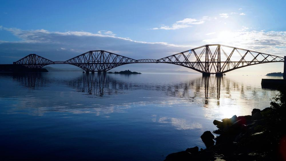 Forth Bridge (railway) wallpaper