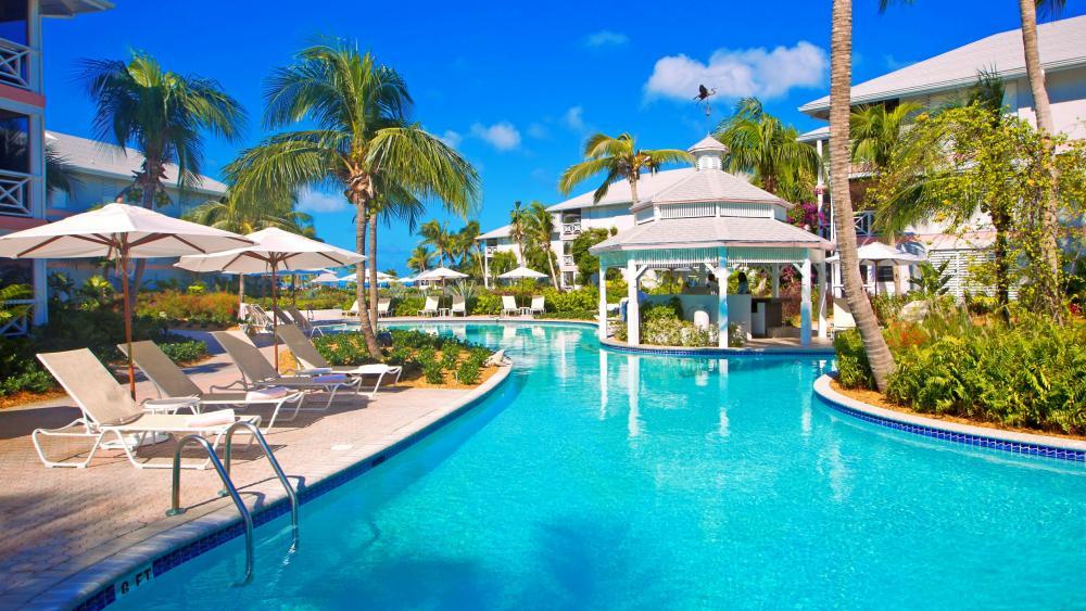 Ocean Club Resorts in Caicos Islands wallpaper