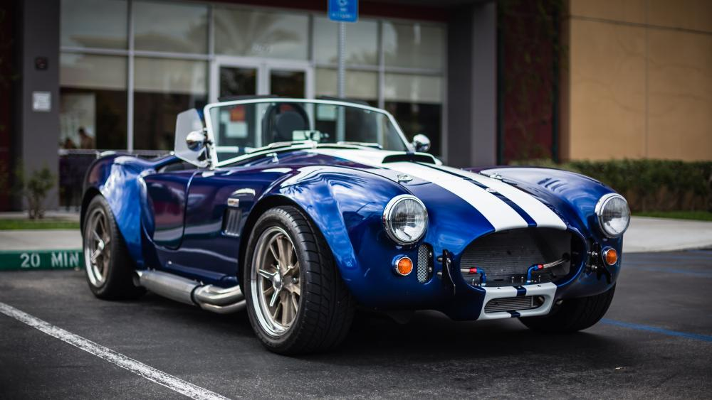 Shelby AC Cobra wallpaper