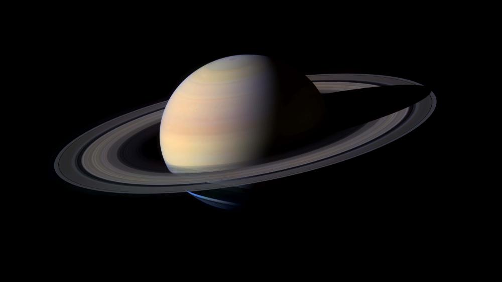 Cassini–Huygens - Saturn wallpaper