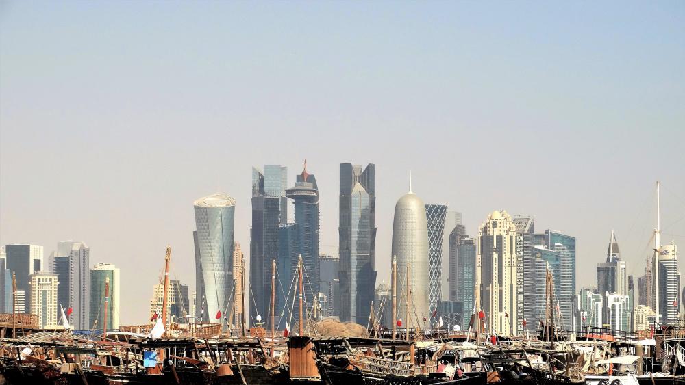 Doha wallpaper