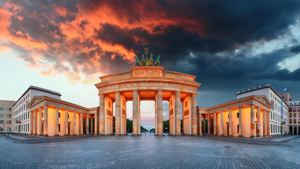 Brandenburg Gate (Germany) wallpaper