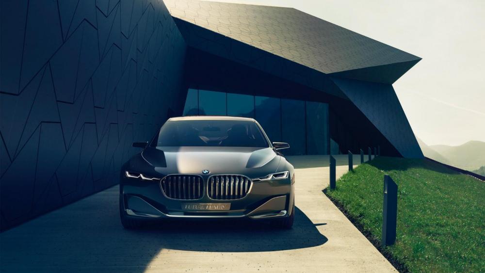 BMW FUTURE LUXURY wallpaper
