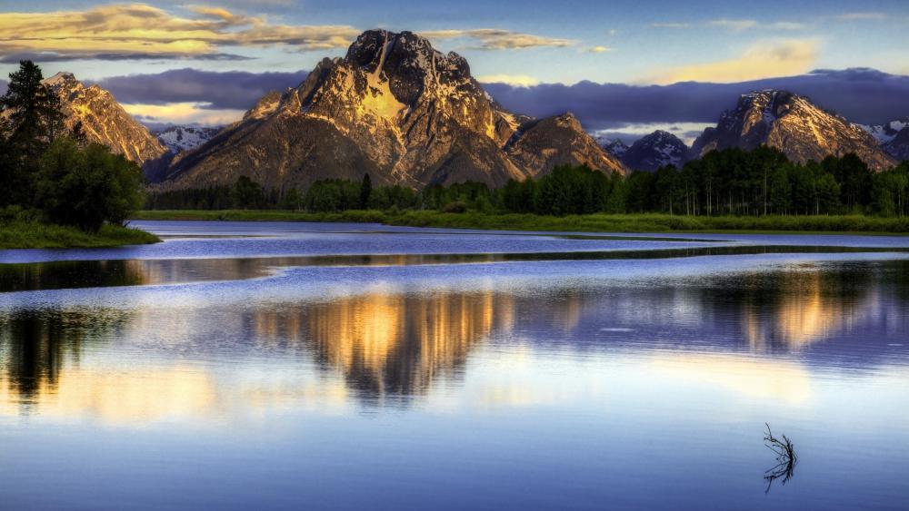 Jackson Lake (Grand Teton National Park) wallpaper