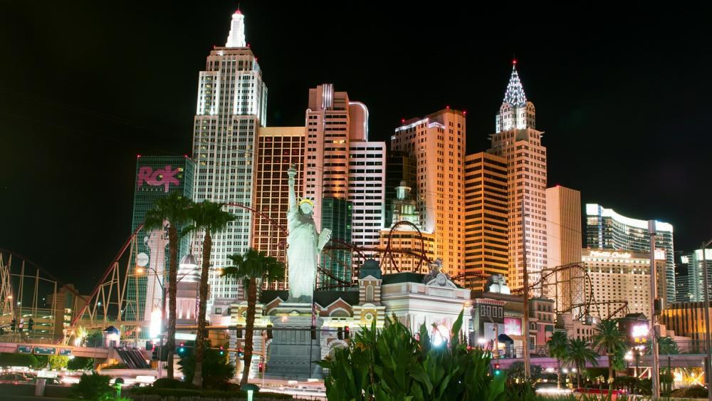 New York-New York Hotel & Casino wallpaper