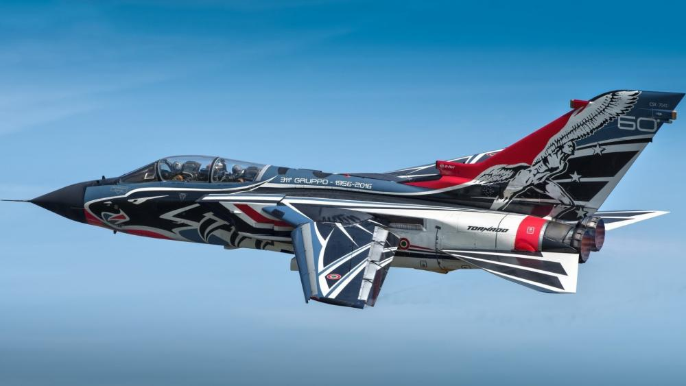 Panavia Tornado airplane wallpaper