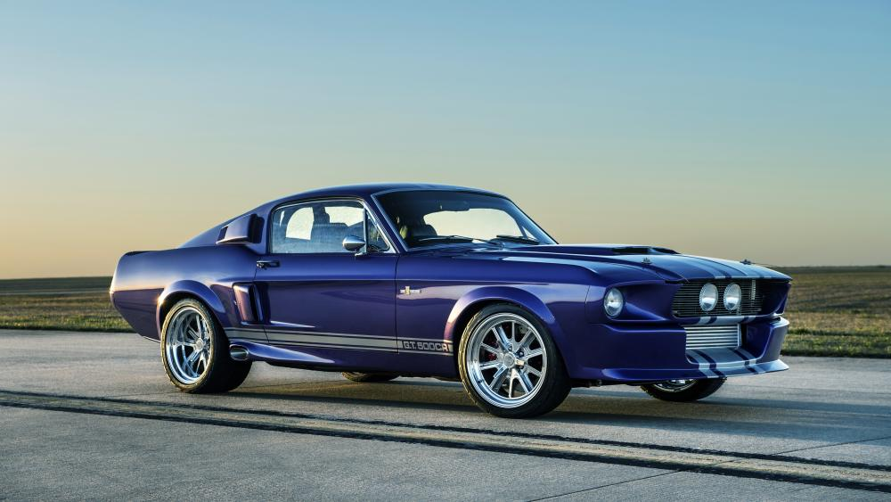 Shelby Mustang GT500CR wallpaper