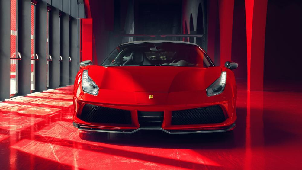 Ferrari 488 GTB wallpaper