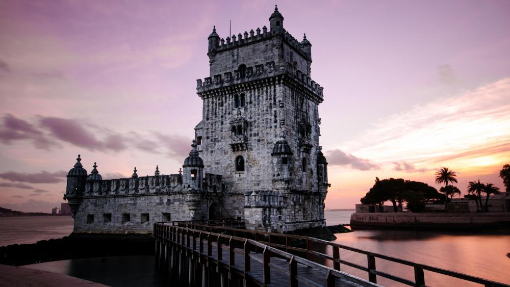 Belém Tower wallpaper