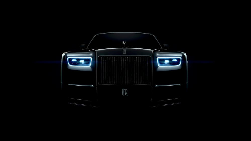 Rolls-Royce Phantom wallpaper