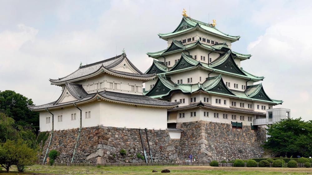Nagoya Castle wallpaper