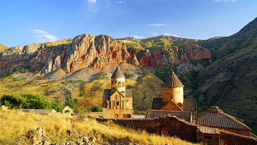 Noravank Armenian Monastery wallpaper