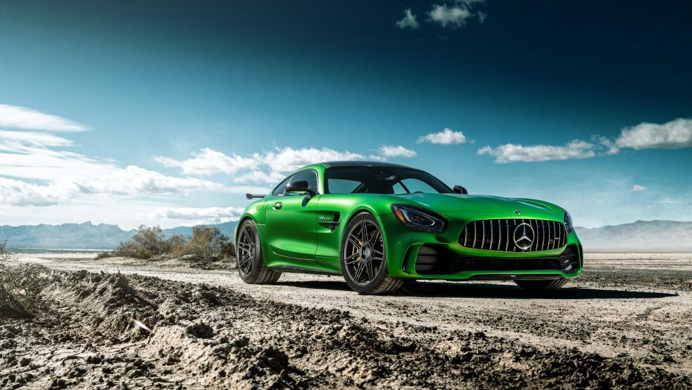 2018 Mercedes-AMG GT R Coupe wallpaper